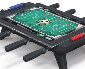 Apple-iPad-Foosball-Table